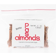 Almond Brittle 5oz.