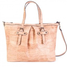 Bag - Cork Large Beige