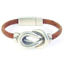 Bracelet - Cork Sailor's Knot