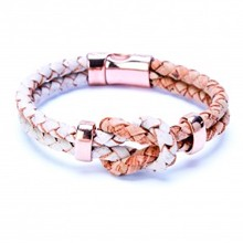 Bracelet - Cork Double Knot