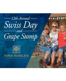 12th Annual Swiss Day & Grape Stomp