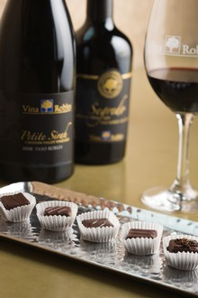 Wine & Chocolate Experience