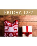 Signature Member's Holiday Open House 12/7